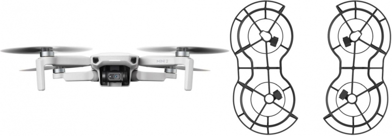 DJI Mini 2 Fly More Combo + Propellerschutz