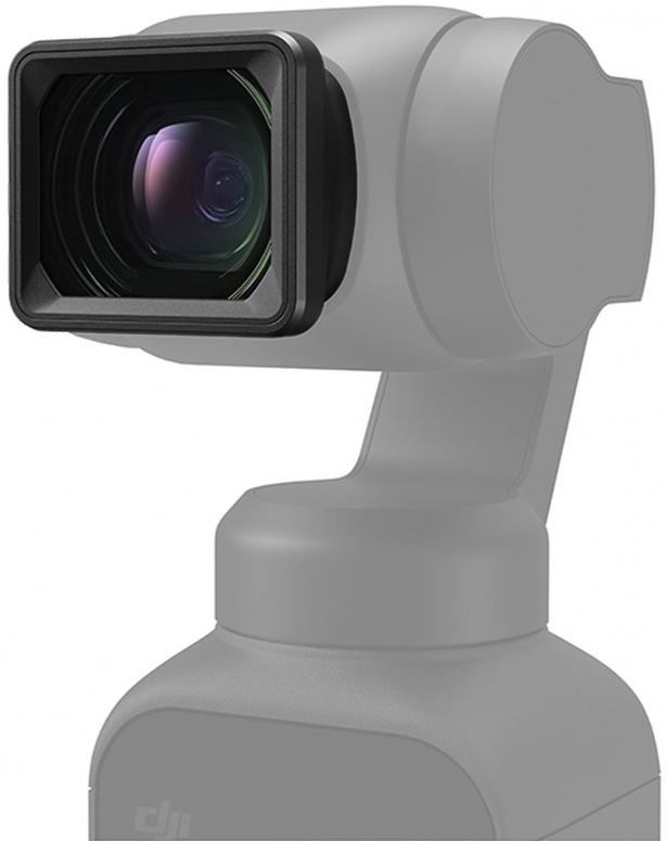 DJI Pocket 2 Weitwinkelobjektiv