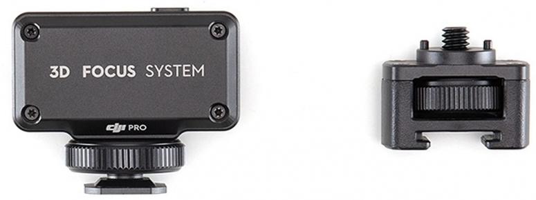 DJI RS2 3D Fokussystem