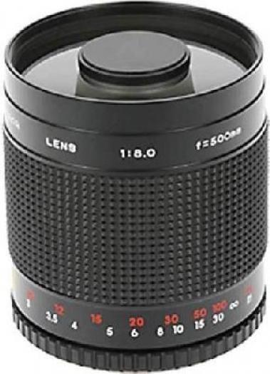 Dörr 500mm 1:8 T2 Spiegelteleobjektiv