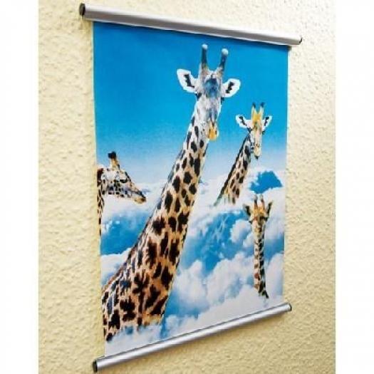 Dörr Plakathänger Alu 70 cm