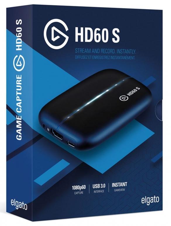 Elgato Game Capture HD60 S Rekorder