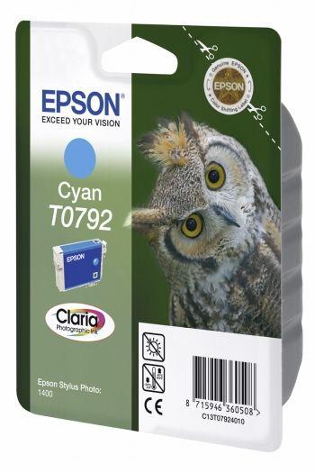 Epson Tinte cyan T0792