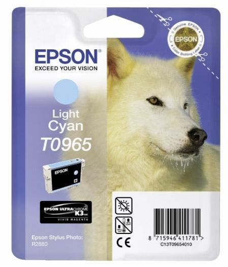 Epson Tinte Light Cyan T0965