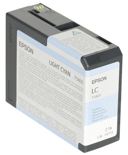 Epson Tinte Light Cyan T5805