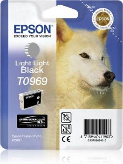 Epson Tinte Light Light Black T0969