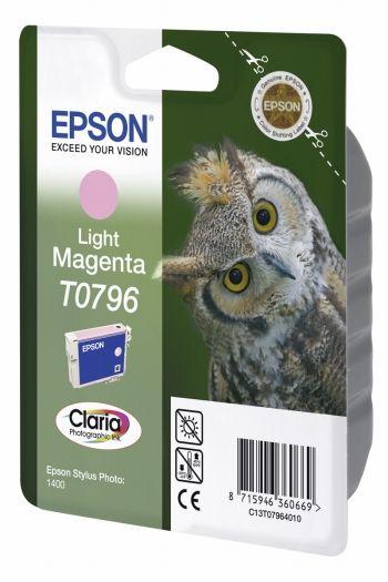 Epson Tinte lightmagenta T0796