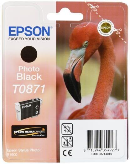 Epson Tinte Photo black T0871