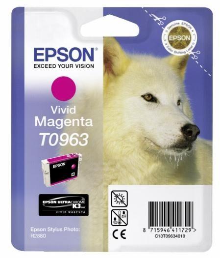 Epson Tinte Vivid Magenta T0963