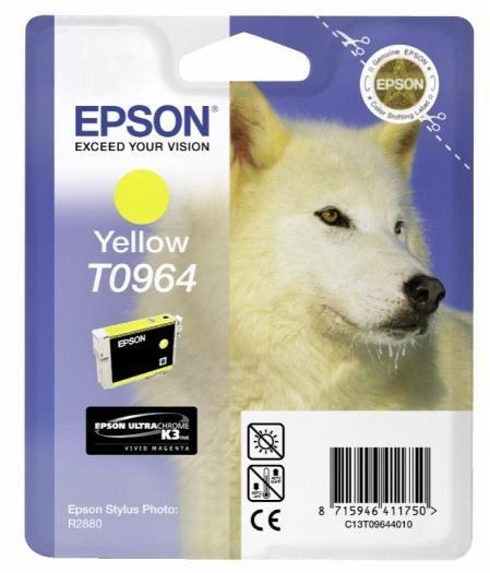 Epson Tinte Yellow T0964