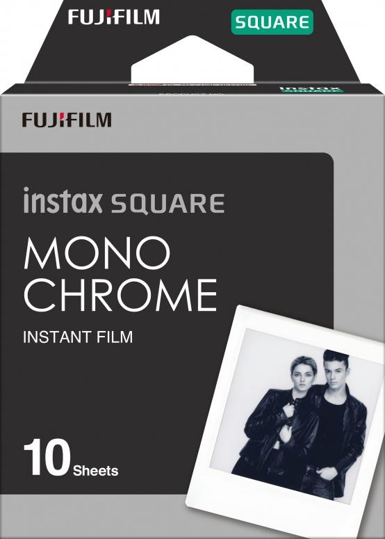 Fujifilm Instax Square Film Monochrome WW1