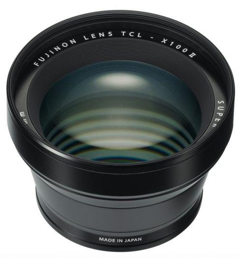 Fujifilm Telekonverter TCL-X100 II schwarz