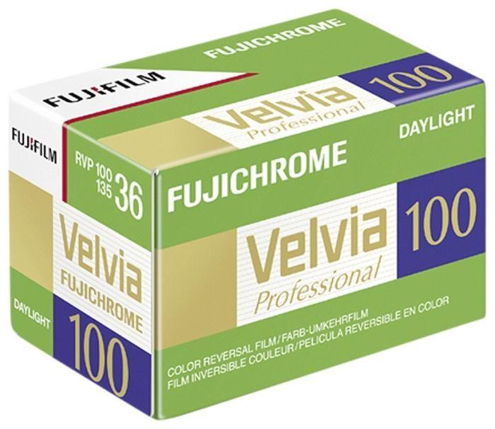 Fujifilm Velvia RVP 100 135-36