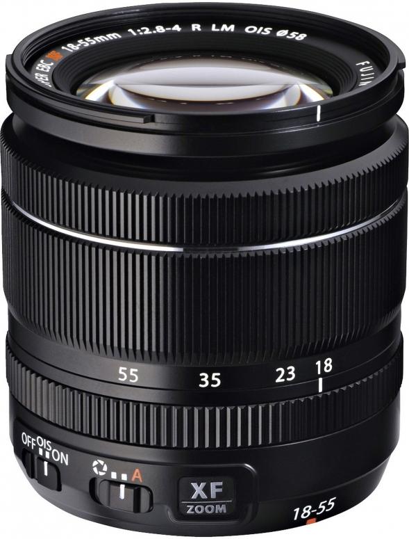 Fujifilm XF 18-55mm 1:2,8-4 RLM OIS