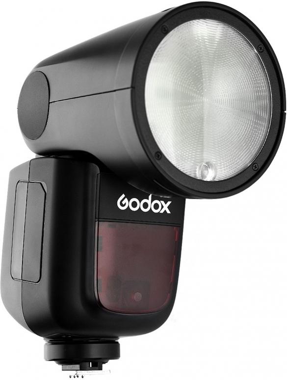 Godox V1C Rundblitzgerät für Canon inkl. Akku