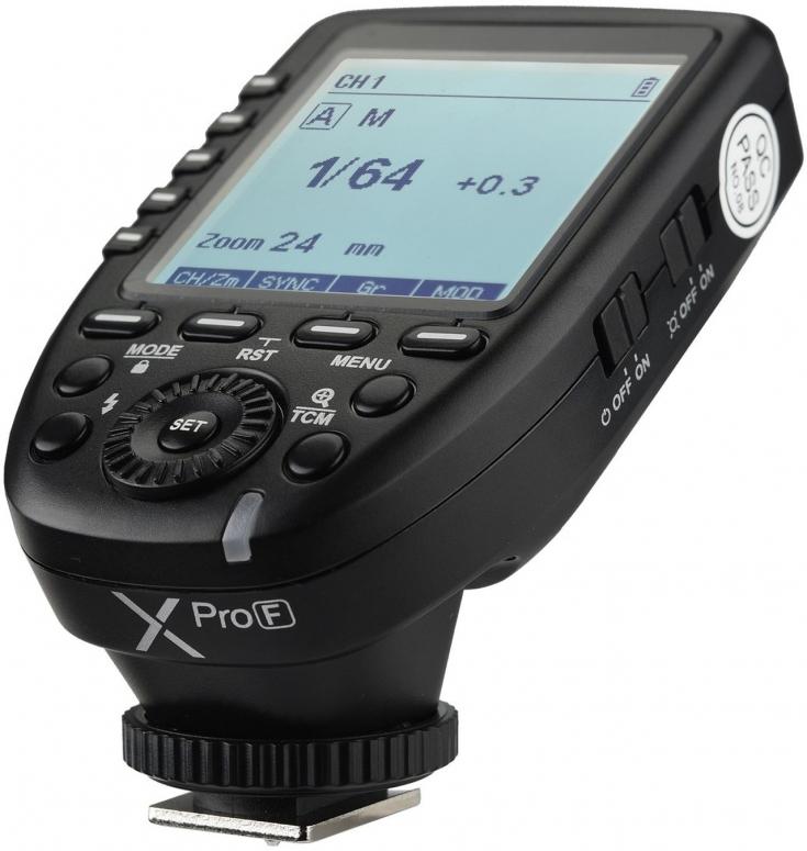 Godox Xpro F - Transmitter für Fuji