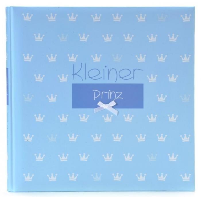 Goldbuch Babyalbum Kleiner Prinz 15088 blau
