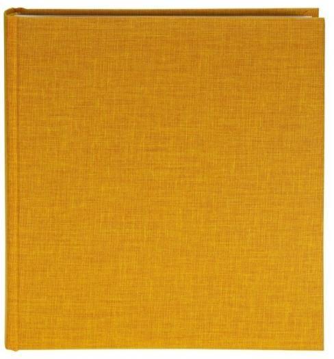 Goldbuch Fotoalbum 27 705 gelb Summertime 30x31cm
