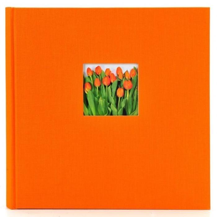 Goldbuch Fotoalbum Bella Vista Orange 27 899 30x31cm
