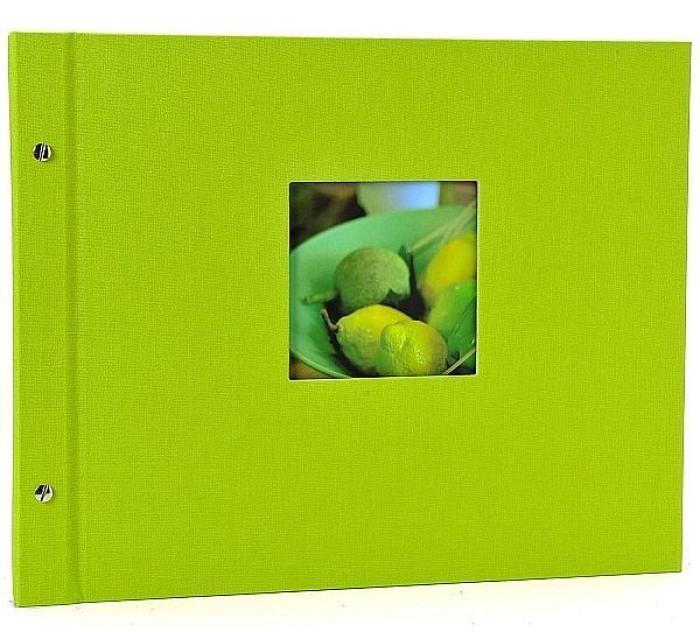 Goldbuch Schraubalbum Bella Vista Grün 26 896