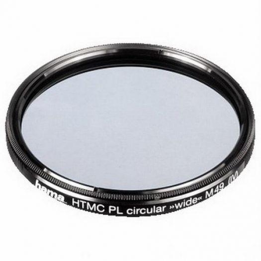 Hama 72749 Polarisations-Filter circular Wide 49mm C14