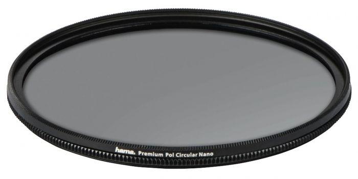 Hama Pol-Filter Premium 52 mm Wide