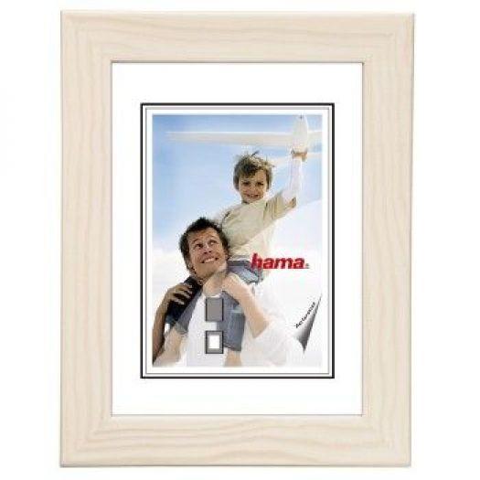 Hama Riga 62968 Holzrahmen 21x29,7 weiß
