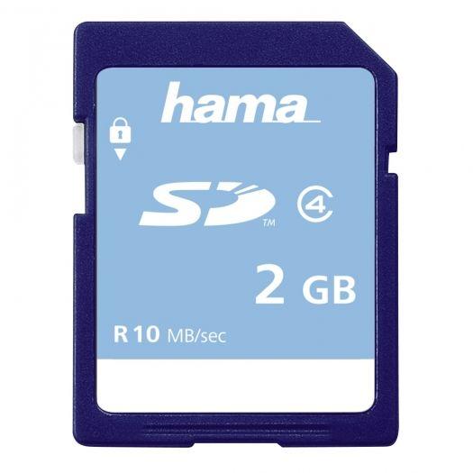 Hama SD 2GB Class 4