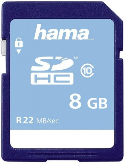 Hama SDHC 8 GB Class 10