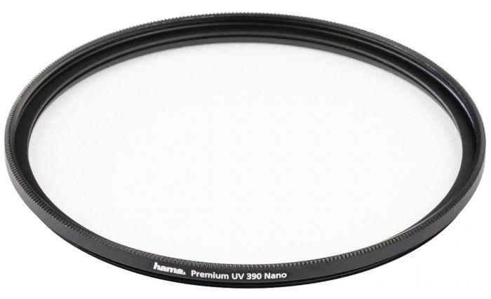 Hama UV 390 Filter Premium 62 mm Wide
