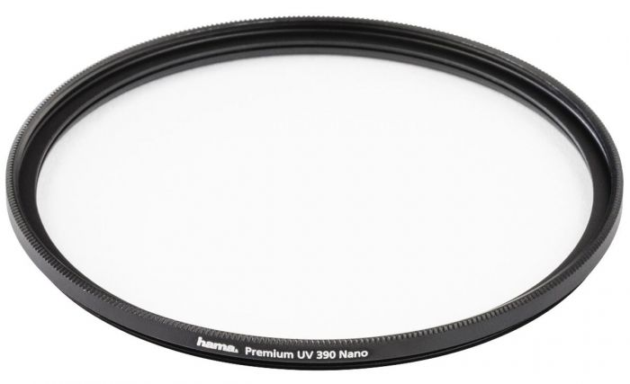 Hama UV 390 Filter Premium 72 mm Wide