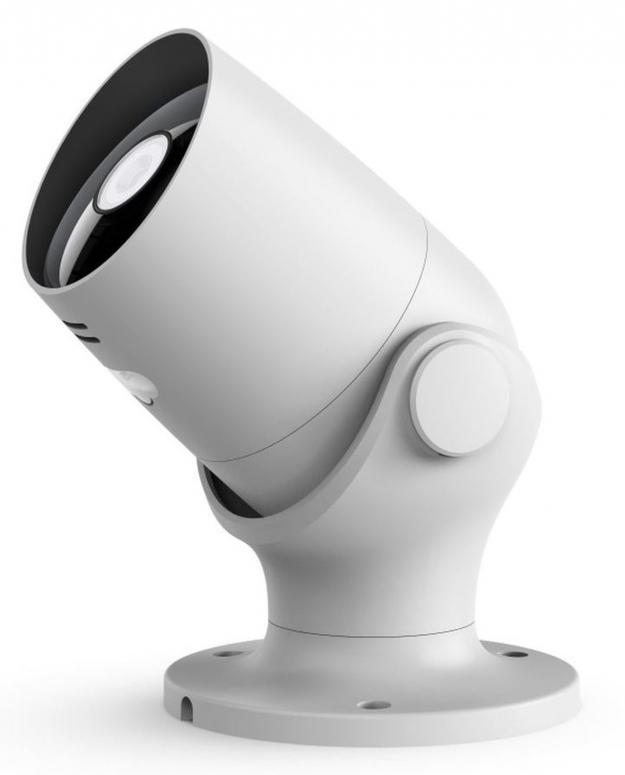 Hama WLAN Überwachungskamera 1080p mit Nachtsicht weiß