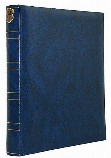Henzo 10.014.07 Basic Line Kunstlederalbum 28x30,5 blau