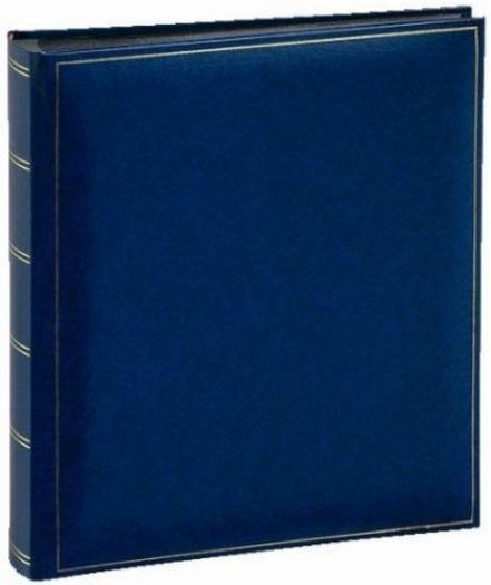 Henzo 10.053.07 Basic Line Kunstlederalbum 28x30,5 blau