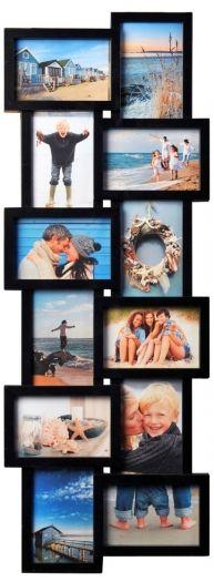 Henzo 81.214.08 Holiday Galerie 12 Fotos schwarz