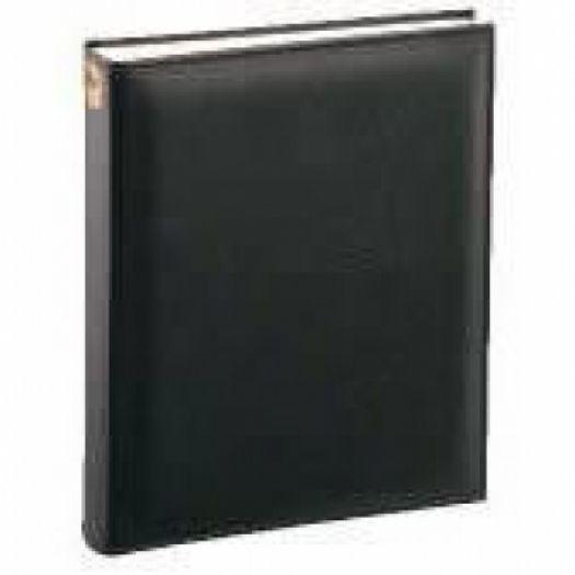 Henzo Album Lonzo 11.072.08 schwarz 80 weisse Seiten