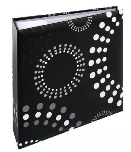 Henzo Einsteckalbum Zahra schwarz für 200 Fotos 10x15cm