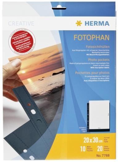 Herma Fotophan Sichthüllen 20x30 7788