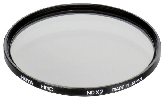 Hoya Graufilter HMC NDX2 58mm