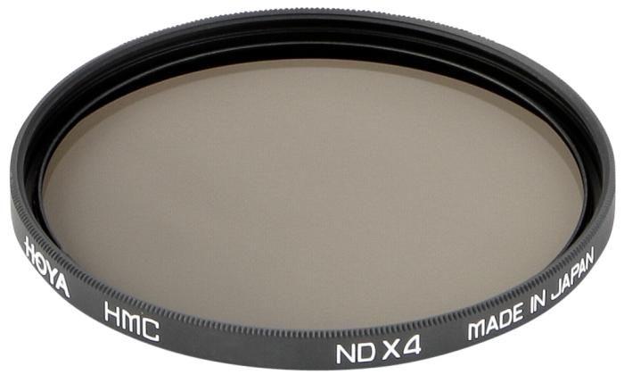 Hoya Graufilter NDX4 HMC 77mm