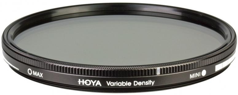 Hoya Variable Density 62mm Grau-Vario Filter