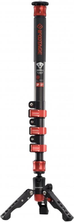 iFootage Cobra 2 C150 II inkl. Ministativ Carbon