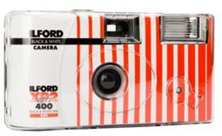 Ilford Single Use Camera XP2 135-24+3