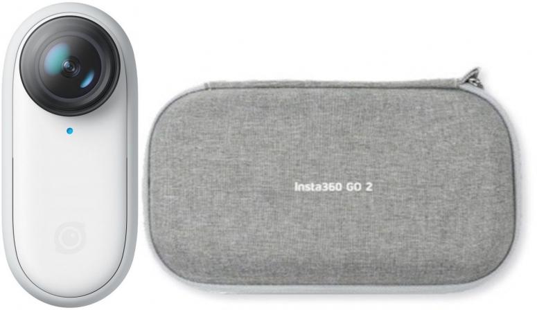 INSTA360 GO 2 + Transportetui