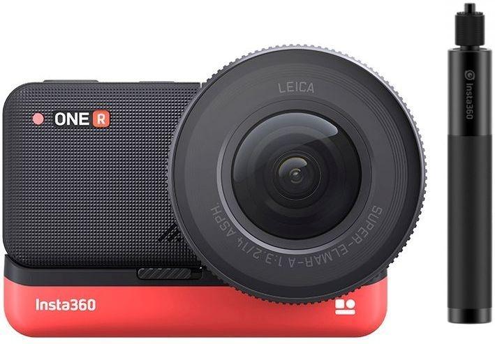INSTA360 ONE R 1-Inch Edition + Selfie Stick (70cm)