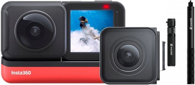 INSTA360 ONE R Twin Edition + Bullet-Time Bundle