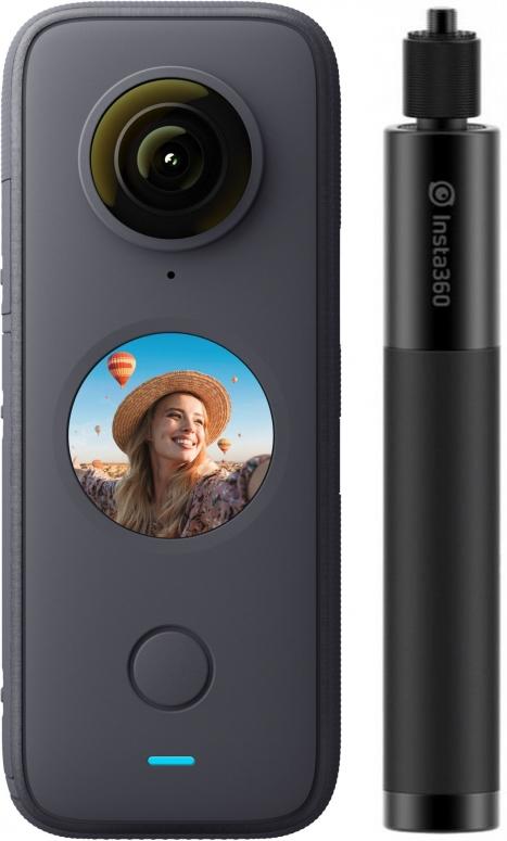 INSTA360 ONE X2 + Selfie Stick (70cm)