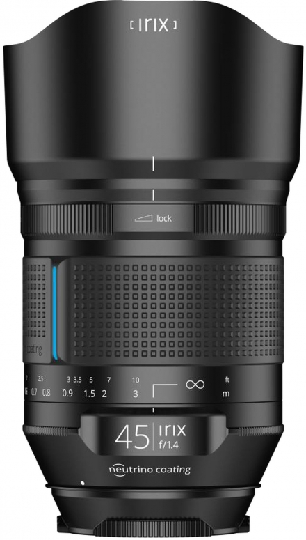 Irix 45mm f1,4 Dragonfly Nikon
