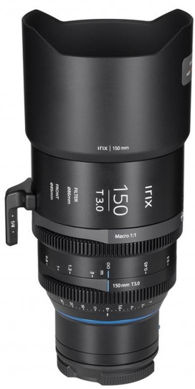 Irix Cine 150mm Macro 1:1 T3.0 Canon RF