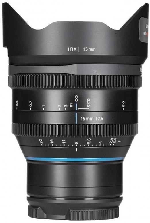 Irix Cine 15mm T2.6 Canon RF